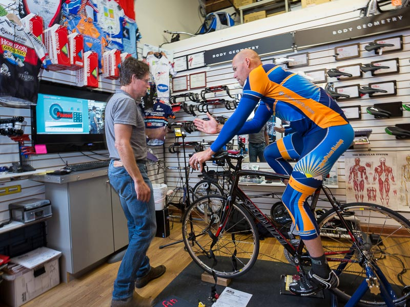 Peak Cycles Fit Studio | Golden, Colorado
