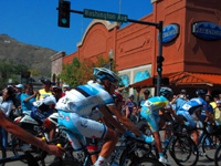 USA Pro Challenge in Golden