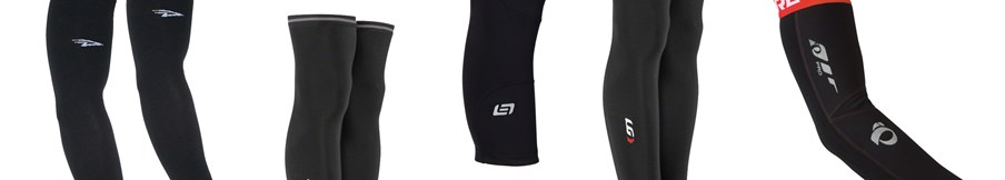 Arm, Leg, & Knee Warmers/Coolers