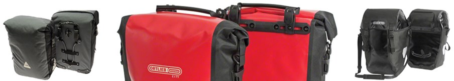 Bags - Pannier and Trunk