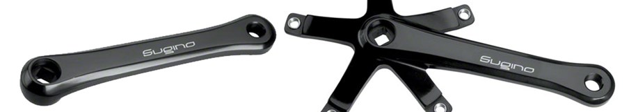 Cranks Without Chainrings