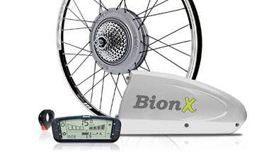 Electric Powered Bike Parts