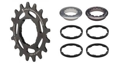 Cogs, Lockrings, Spacers