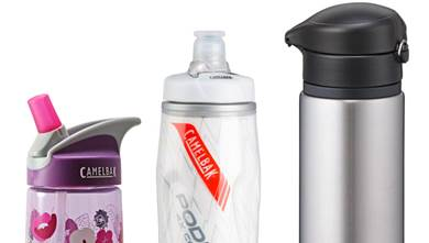 Water Bottles & Containers