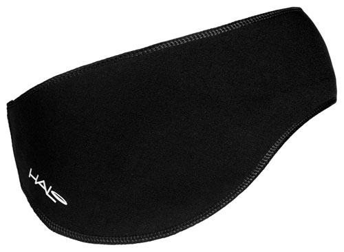 Halo Headbands Anti-Freeze headband, black: Halo Headbands