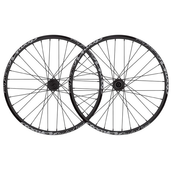 "Atomlab Standard Issue 26"" F wheel, 9x100 32h black: Atomlab"