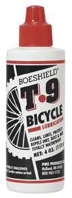 Boeshield T-9 lube, 4oz drip - each  ORM-D: Boeshield