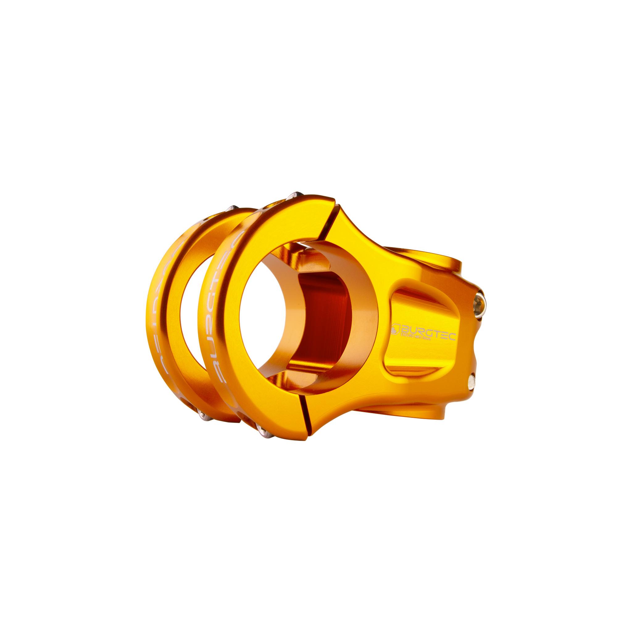 Burgtec Enduro MK3 35 mm Tige-Rouge