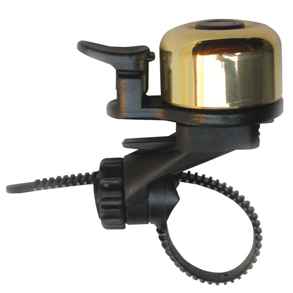 Crane Bell Co Flex-Tite Bell, brass
