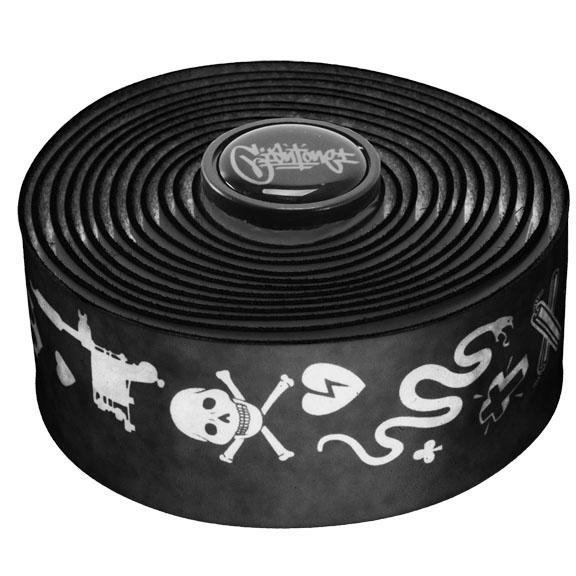 Cinelli Velvet Handlebar Tape Tape /& Plugs Cinelli Velvet Mike Giant Blk