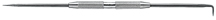 General Tools Two-Point Scriber, Straight / L-Bend