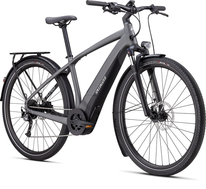 Specialized Turbo Vado 3.0 Charcoal / Black / Liquid Silver M - 2020