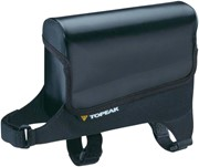 Topeak Top Tube Dry Bag: Black: Topeak