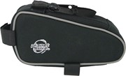 Planet Bike Snack Sack Top Tube Bag: Black: Planet Bike