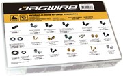 Jagwire HyFlow Fittings Kit Combo Box: Jagwire