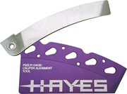 Hayes Brake Pad and Rotor Alignment Tool: Hayes Brake