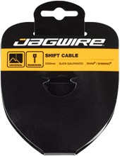 Jagwire Slick Galvanized Derailleur cable 2300mm Shimano Head: Jagwire