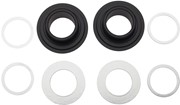 Problem Solvers PF30 / BB30 Bottom Bracket Adaptor with Spacer Kit: Problem Solvers