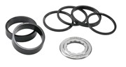 Surly Single-speed kit, 6 spacers and Stnls lockring: Surly