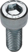 Greenfield Allen-key Bolt for tight mount fit: Greenfield