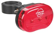 Planet Bike Blinky 3 3 LED Taillight: Planet Bike