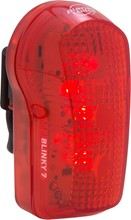 Planet Bike Blinky 7 7 LED Taillight *Brighter LEDs: Planet Bike