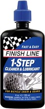 Finish Line One Step 4oz squeeze bottle: Finish Line