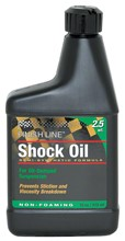 Finish Line Shock oil 2.5 Weight 16oz: Finish Line