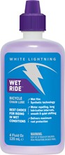 White Lightning Wet Ride 8oz Bottle: White Lightning
