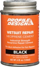 Profile Design Wetsuit 4oz Neoprene Repair Cement *ORM-D*: Profile Design