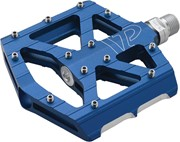 VP All Purpose DH/FR/ BMX Pedal Blue: VP Components