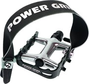 Power Grip High Performance Pedal and Strap Kit: Power Grip