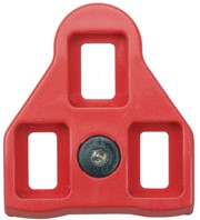Wellgo RC-5 ARC Look Style Cleat Red 9 degree float: Wellgo