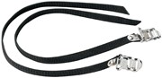 Dimension Basic Black Nylon Toe Strap, 12 x 450mm: Dimension