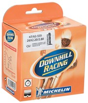 Michelin Aircomp Competition Downhill Racing 26 x 2.2-2.8 Schrader Valve VTT-MTB tube: Michelin