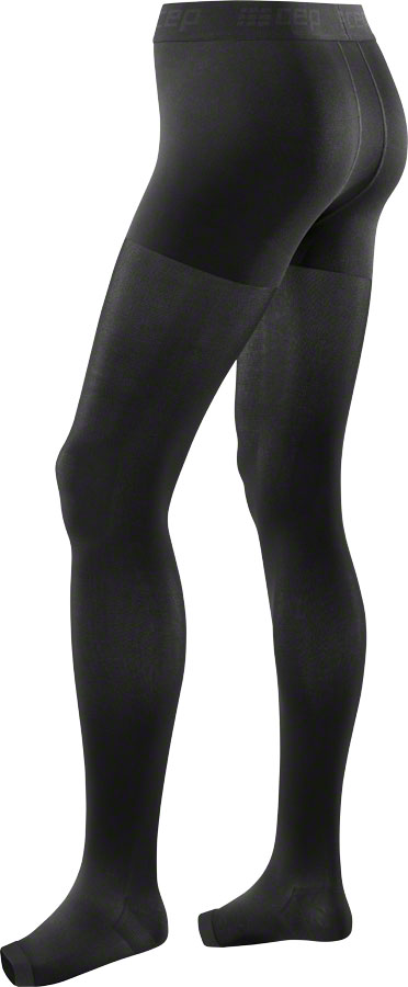 CEP Recovery+ Pro Men's Compression Tights: Black III