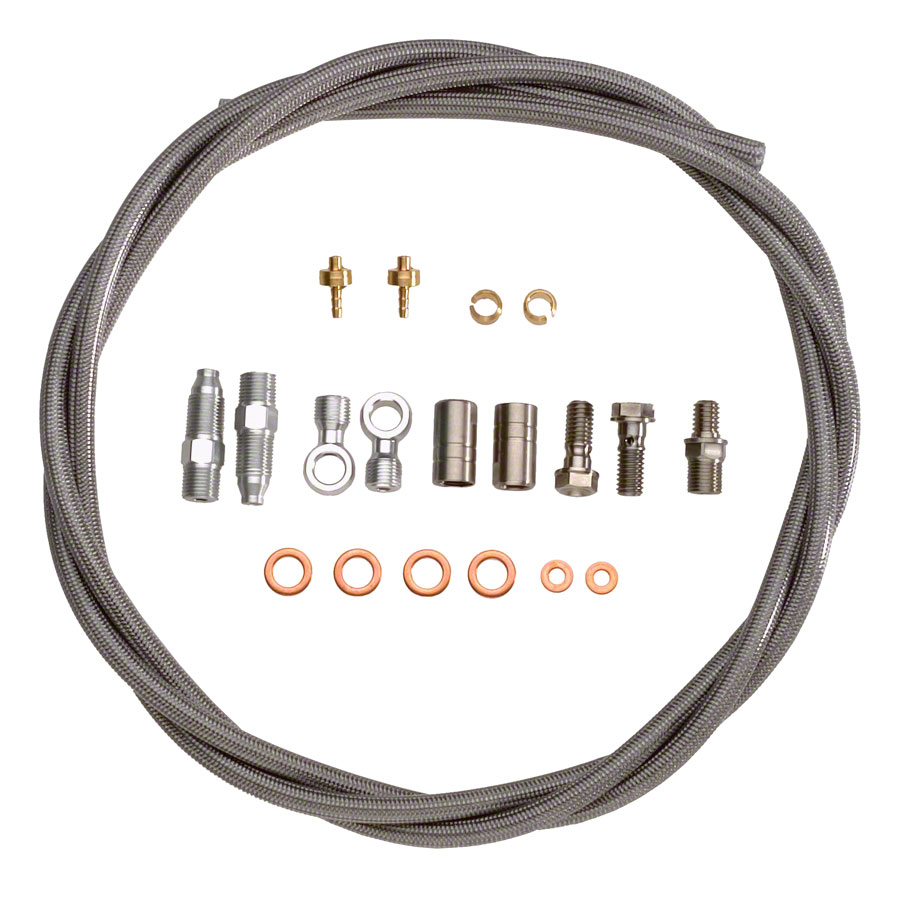 Hope Brake Line Kit with fittings