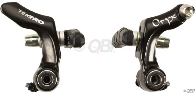 Tektro Oryx Front or Rear Cantilever Brake with Standard Pad Black
