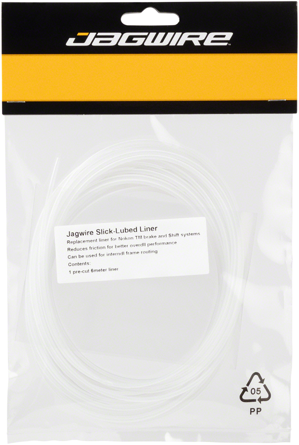 Jagwire L3 Liner Kit for Nokon housing Systems