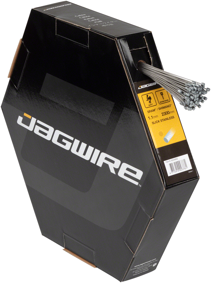 Jagwire Sport Derailleur Cable Slick Stainless 1.1x2300mm Box/100 SRAM/Shimano