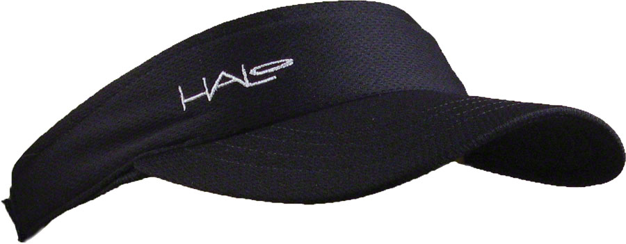 Halo Sport Visor Black