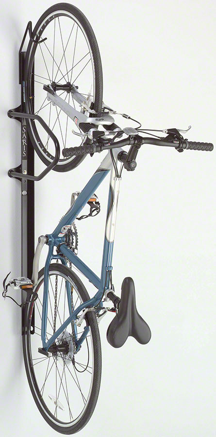 Saris 6006 Lockable Bike Trac Rack Black Bikeparts Com