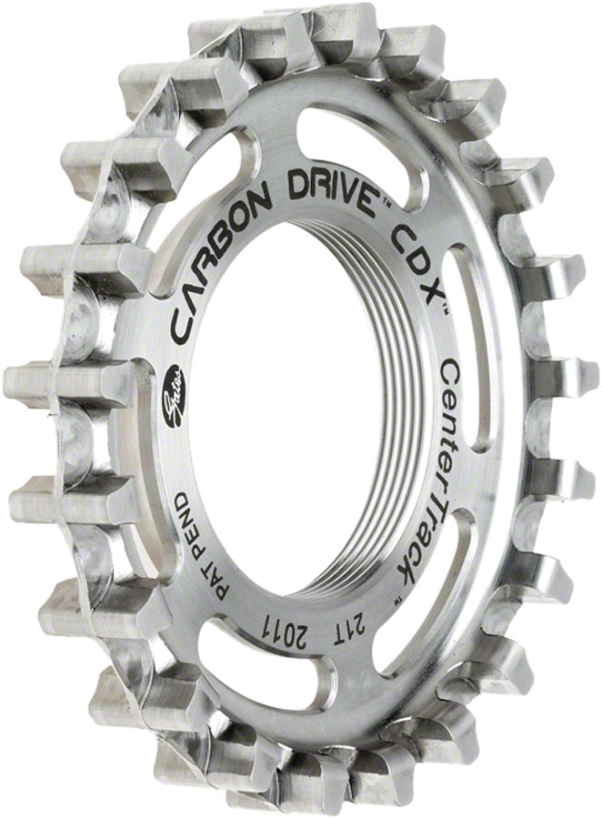 Gates Carbon Drive Cdx Centertrack Rear Sprocket 21 Tooth