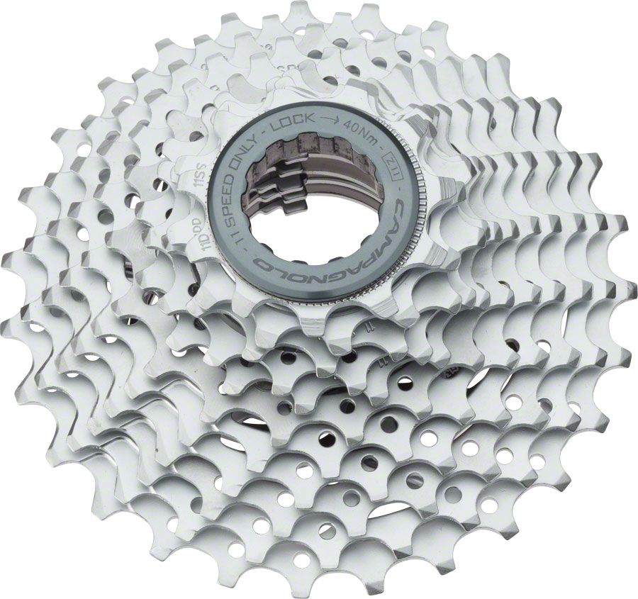 Campagnolo Chorus Cassette - 11 Speed, 11-27t, Silver