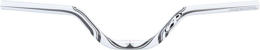 Answer Carbon Mini BMX Handlebar White