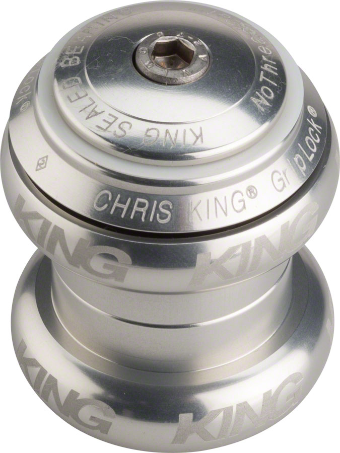 Chris King Nothreadset Headset 1 1 8 Quot Silver Sotto Voce