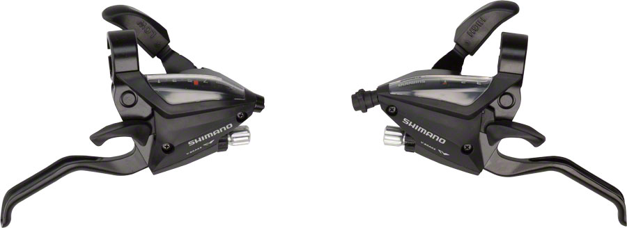 Shift Levers 3x7S With Cables For EF500-7 Bike Brake Shifters Set Brake