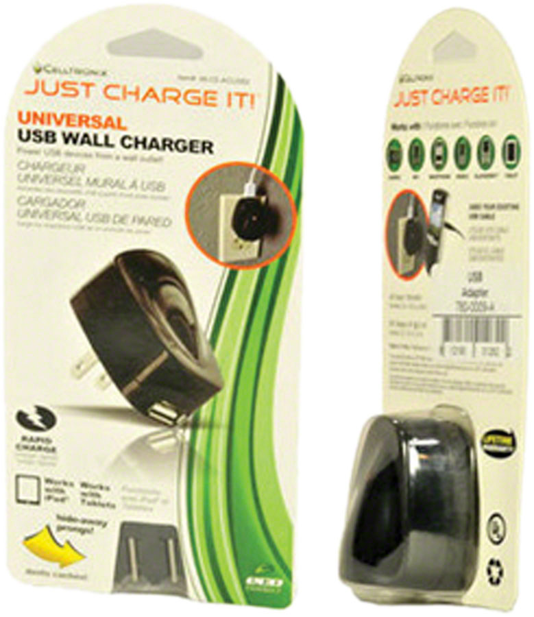 Light and Motion 2.0A USB Charger