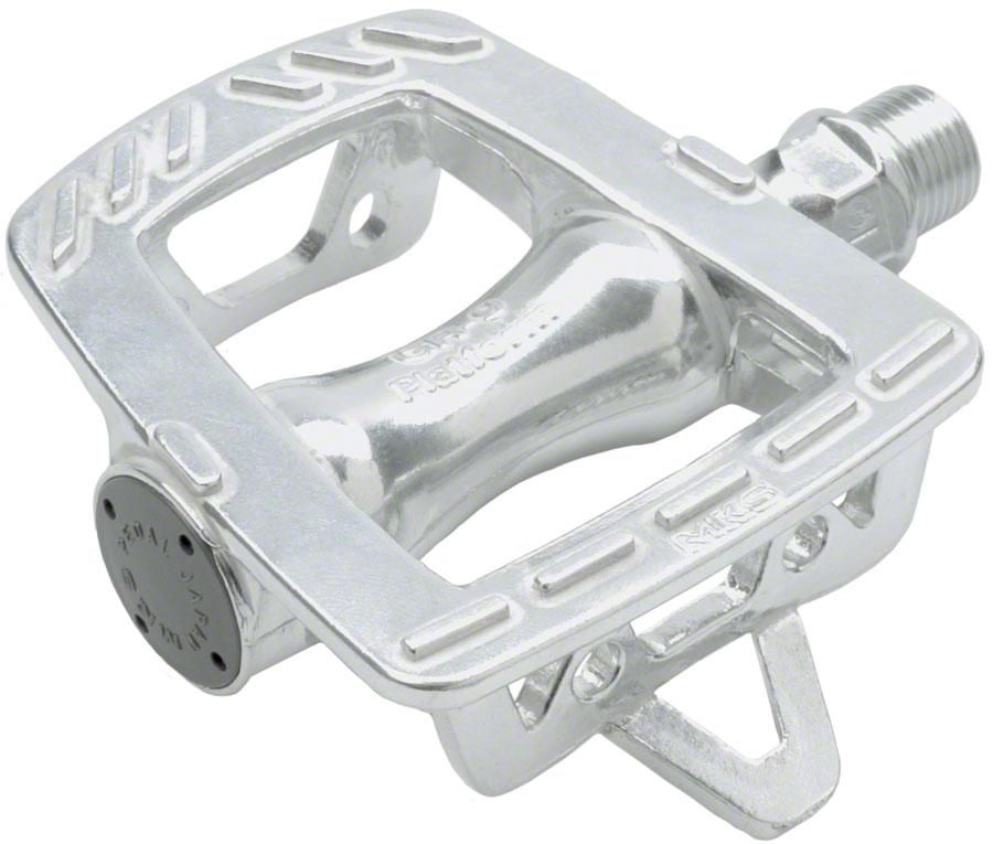 Mks Gr 9 Pedals Platform Aluminum 9 16 Quot Silver