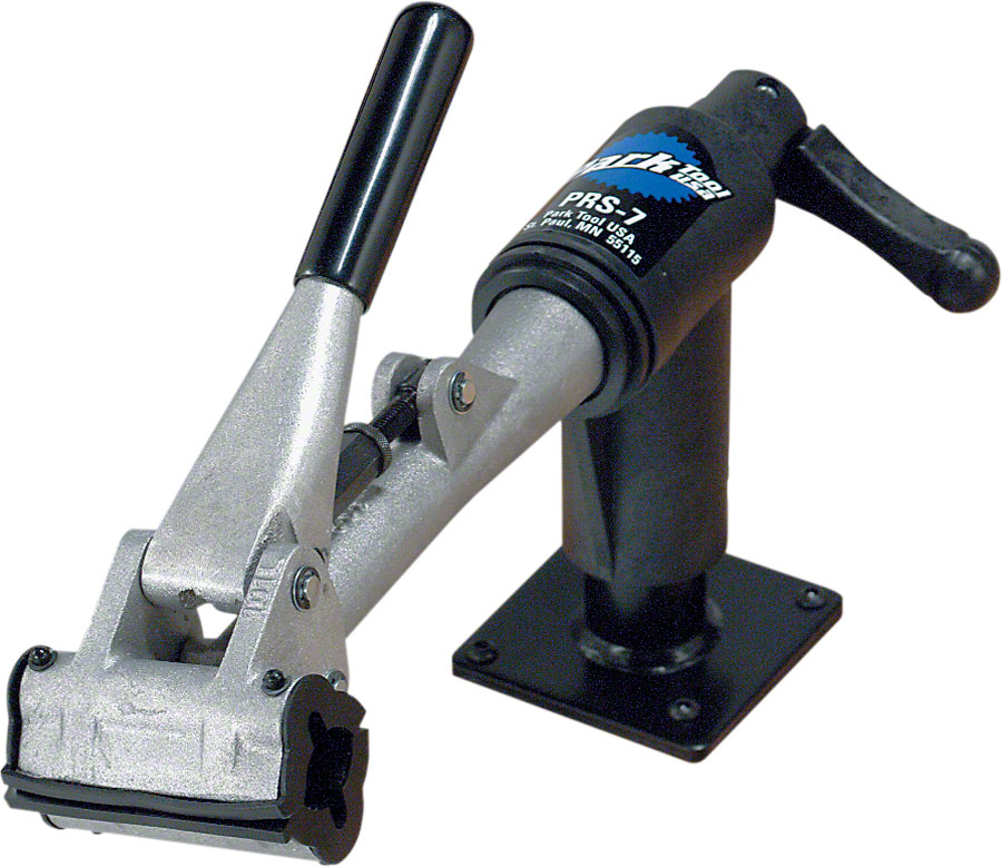 Park Tool Prs 7 1bench Mount Repair Stand And 100 5c Clamp